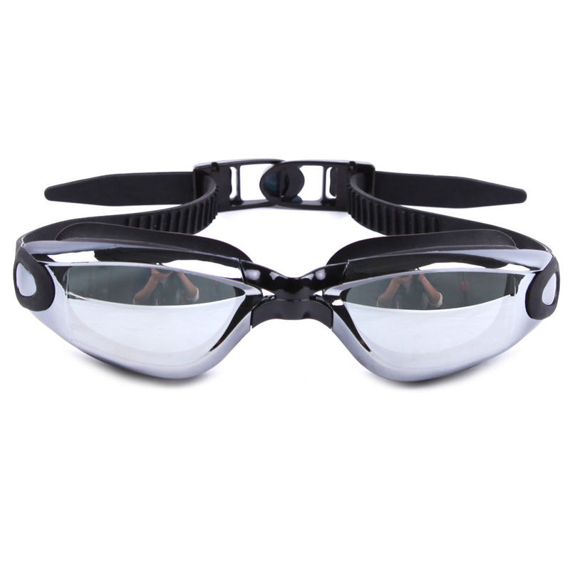 Soft And Comfortable Swim Goggles For Adults , Triathlon Swimming Goggles